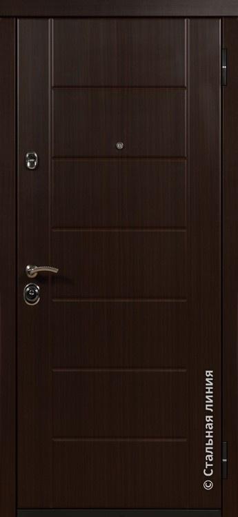 оптимальный выбор металлические двери